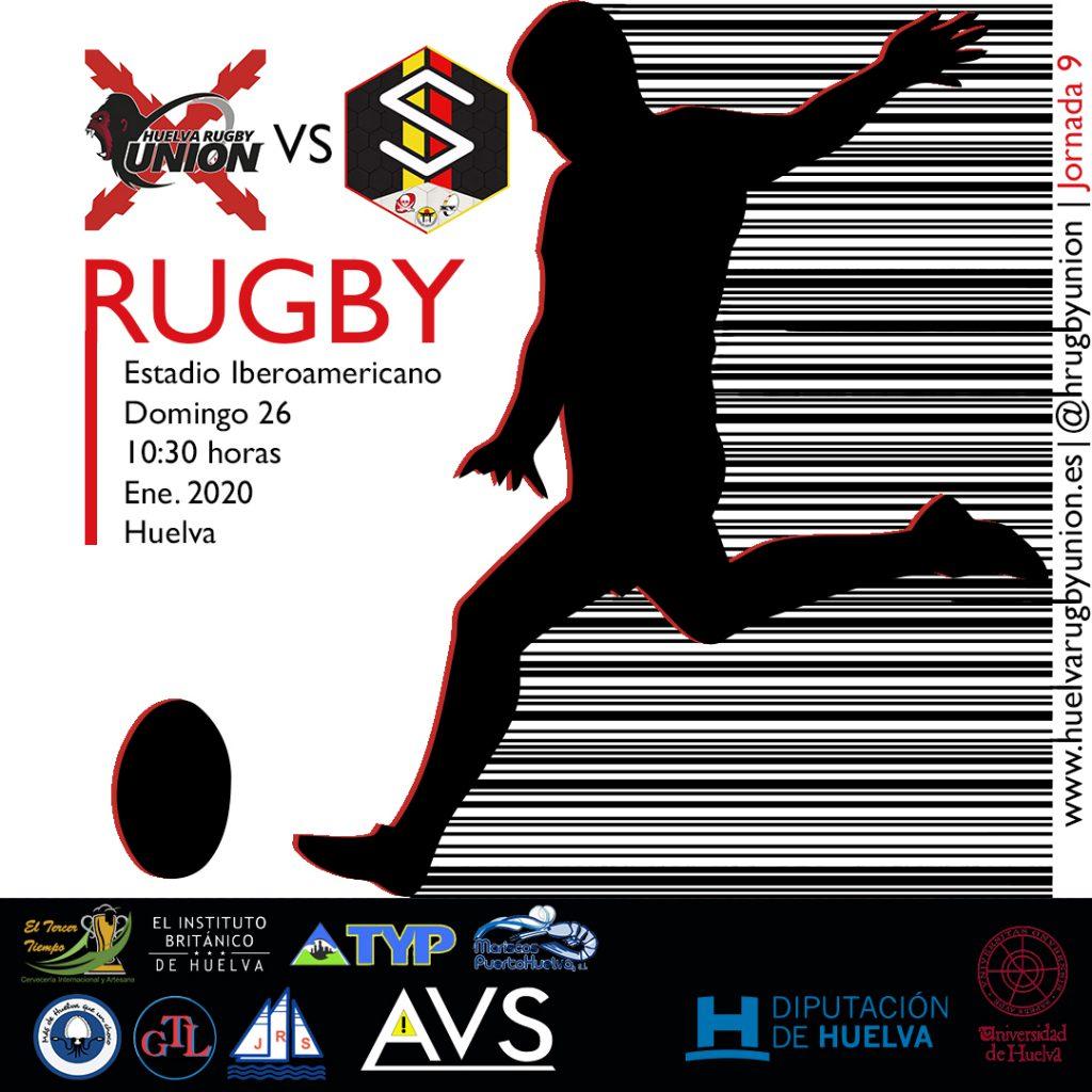 Huelva Rugby Unión Contra Sevilla Rugby Unión