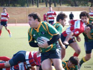 rugby Tartessos contra bucaneros