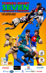 Torneo Rugby Seven Veteranos Sevilla en Vega de Triana (Charco de la pava)