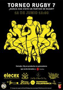 Torneo de Rugby Seven Villafranca de los Barros (Badajoz)