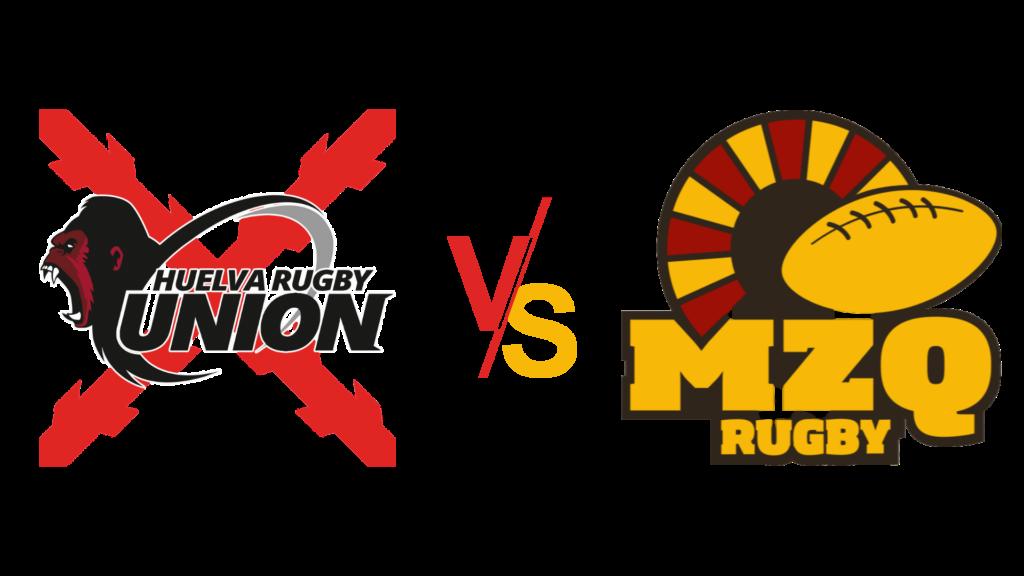 huelva rugby union contra Huelva Mezquita rugby club