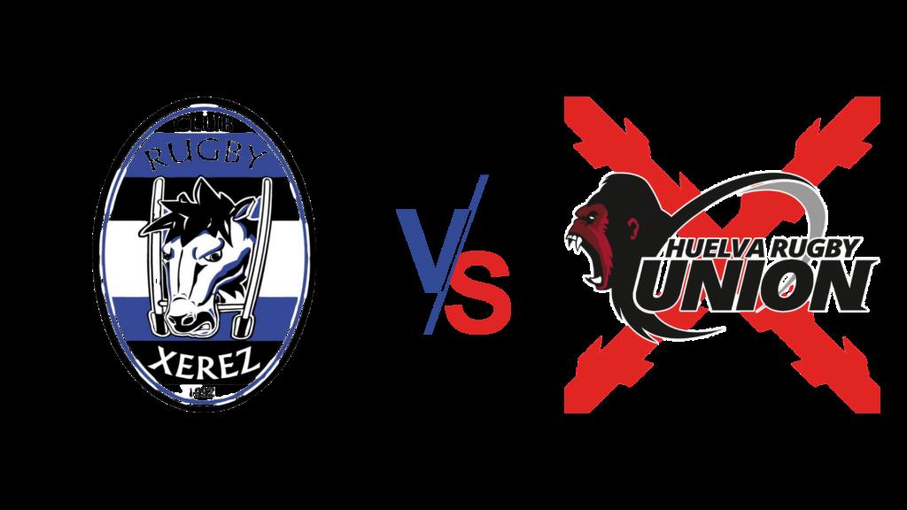 Huelva Rugby Unión contraClub Rugby Xerez