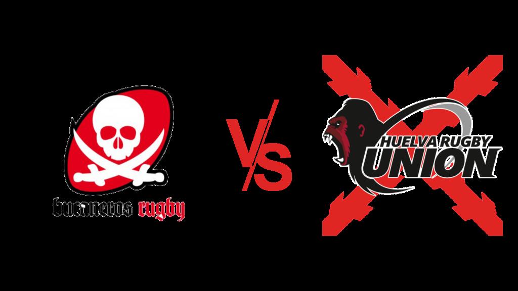 Club de rugby bucaneros contra huelva rugby union