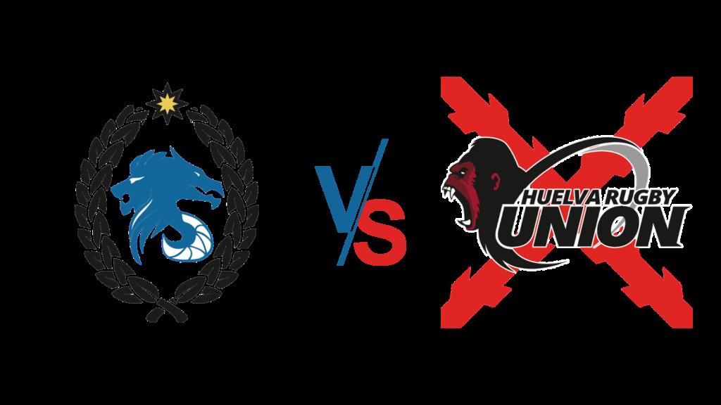 Union rugby los alcores contra Huelva rugby union