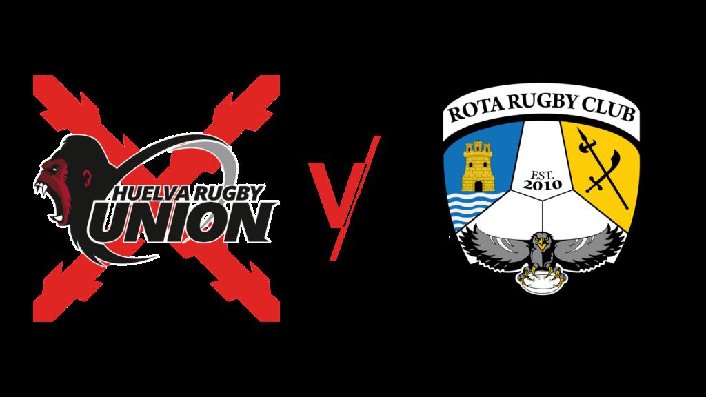 Huelva rugby union contra Rota rugby club