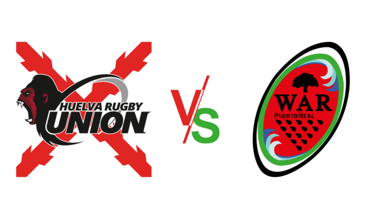Huelva rugby unión contra watermelons amateur rugby