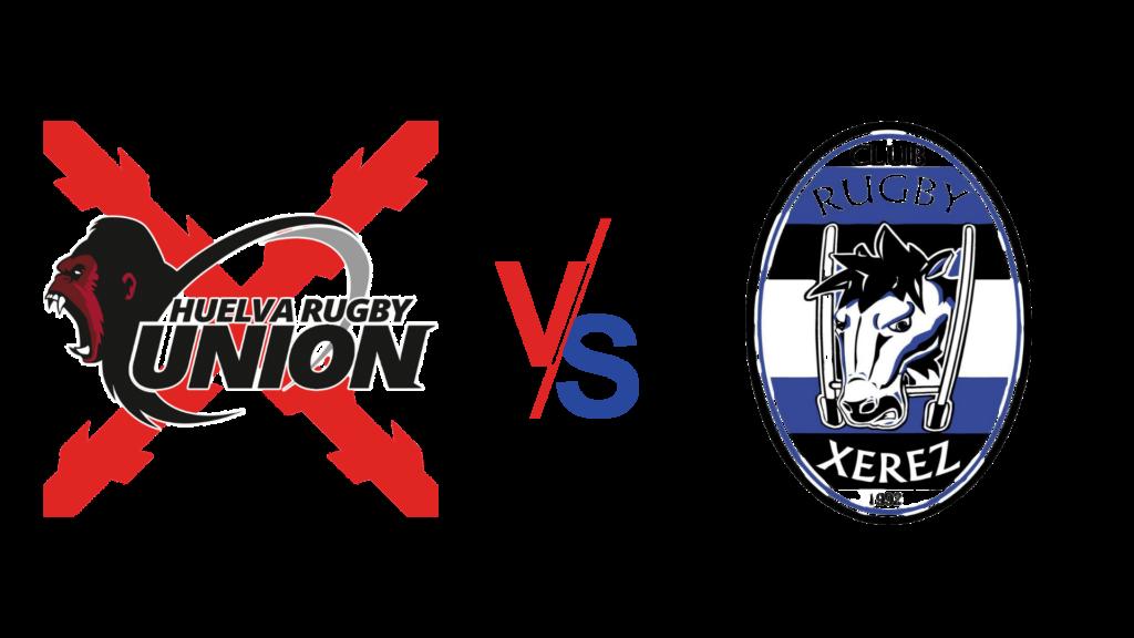 Club Rugby Xerez contra Huelva Rugby Unión